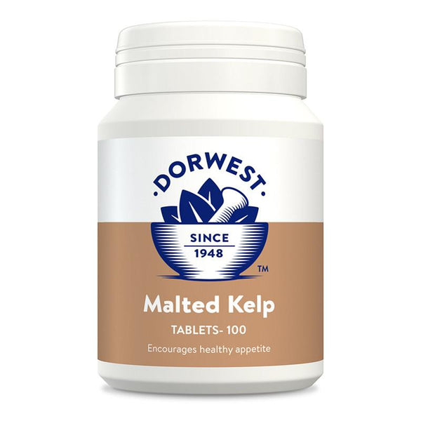 Dorwest Malted Kelp Tablets for Dogs and Cats