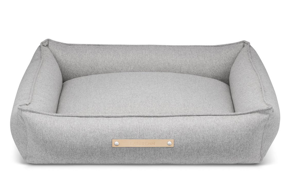Labbvenn MOVIK Dog Bed in Grey