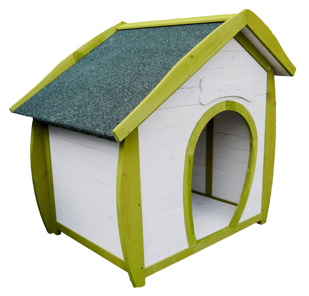 Waggy Tails Developments The Woofing Dale Dog House - PurrfectlyYappy