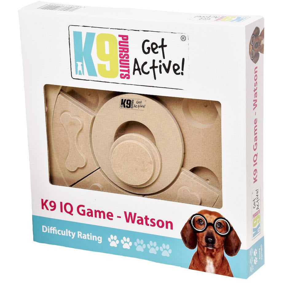 K9 Pursuits Interactive Dog Feeding Game - Watson