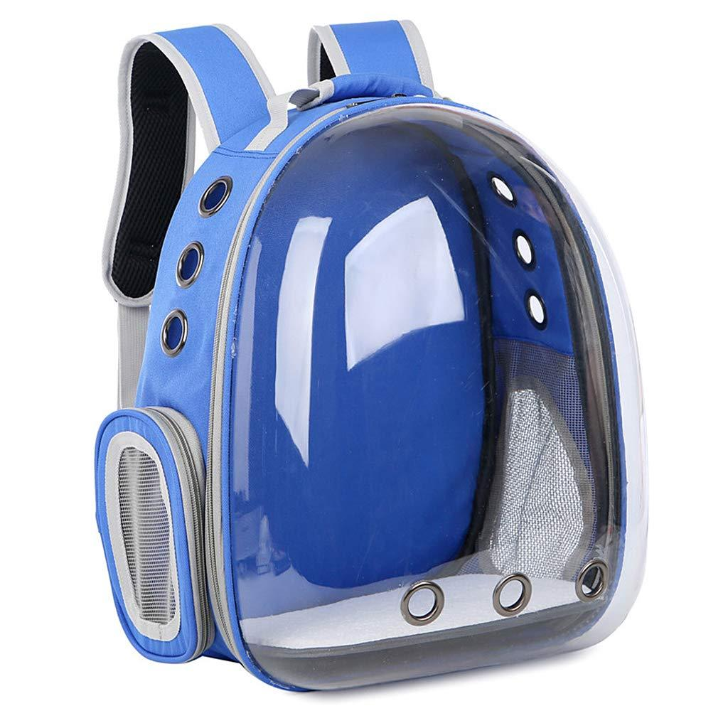 Petz-Aboard Space Capsule Pet Carrier Blue