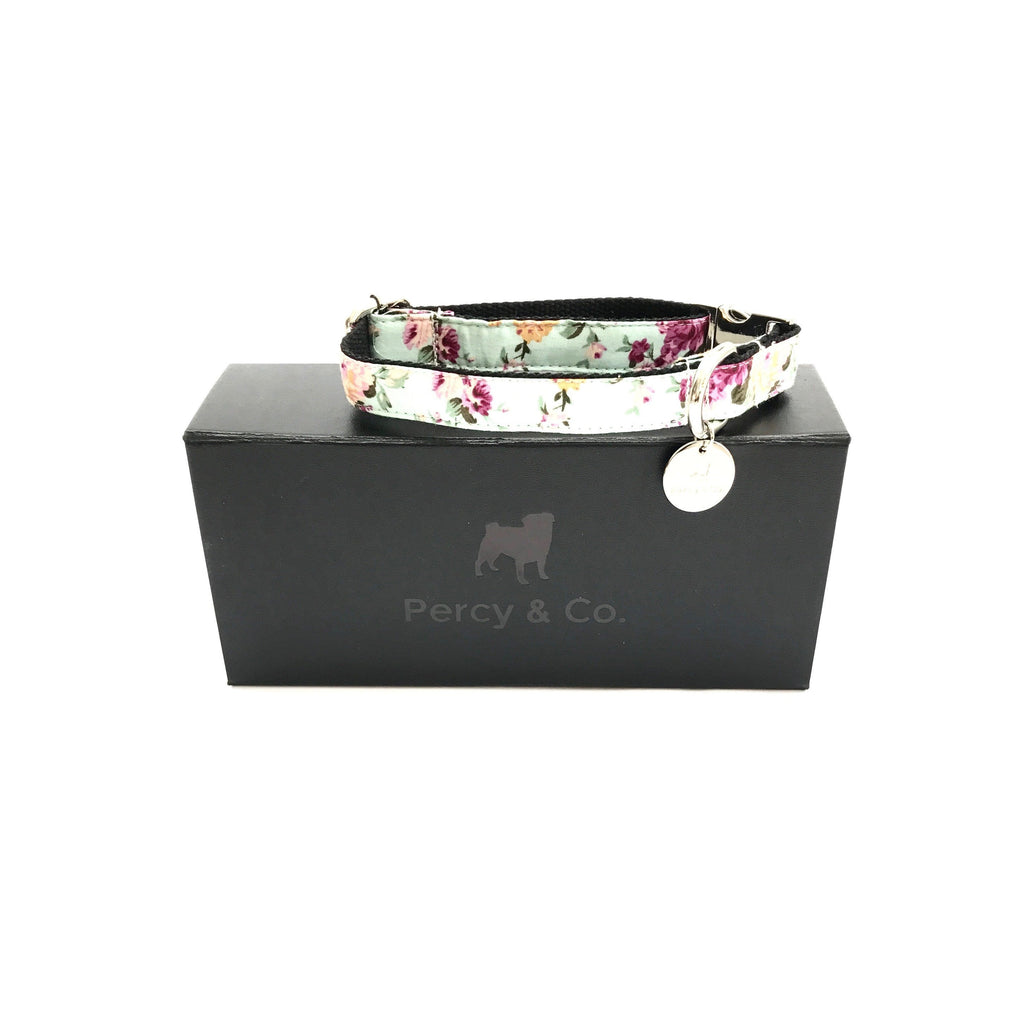 Percy & Co. Dog Collar in The Barnes - PurrfectlyYappy