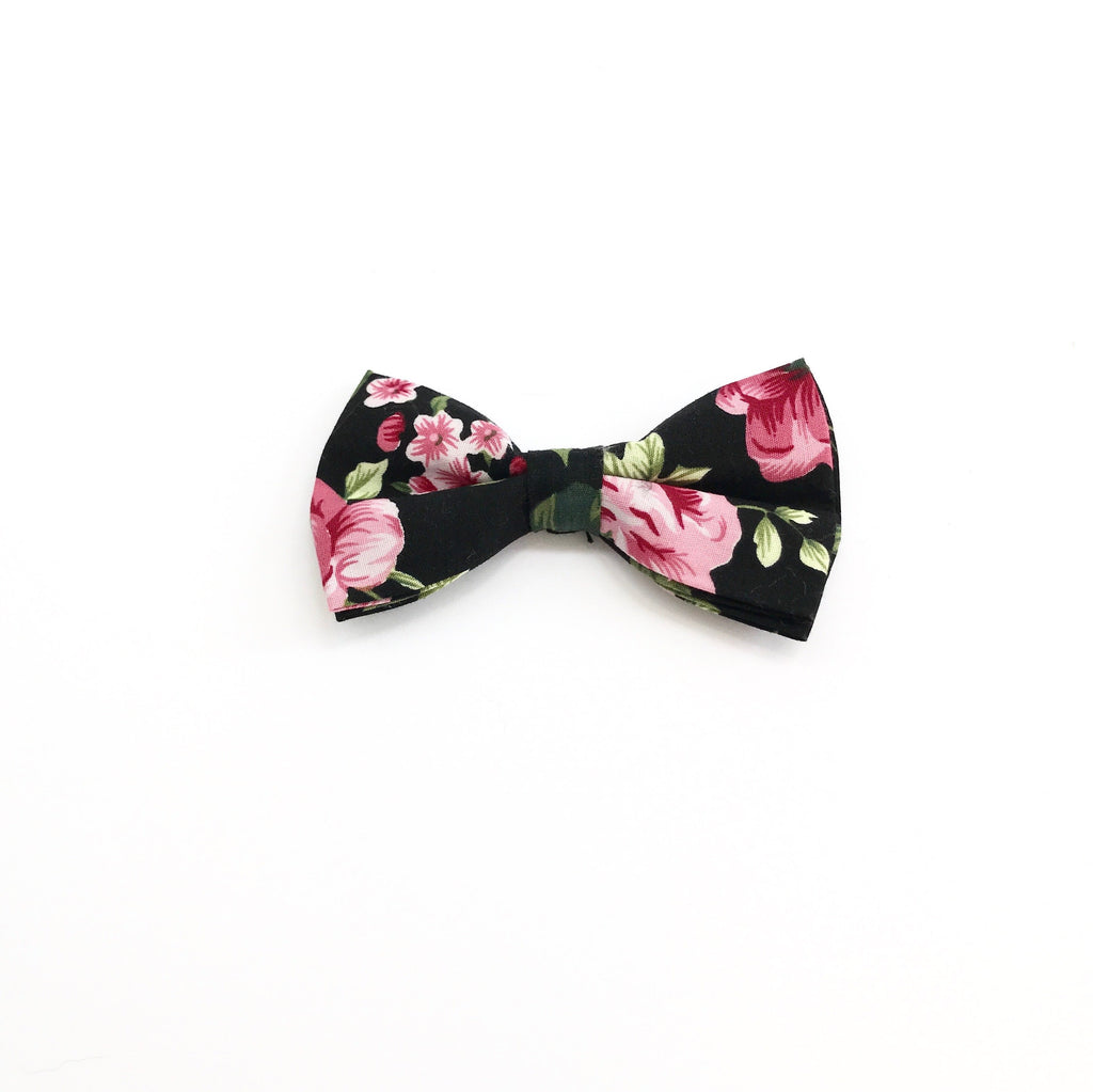 Percy & Co. Dog Collar Bow Tie in The Chelsea - PurrfectlyYappy