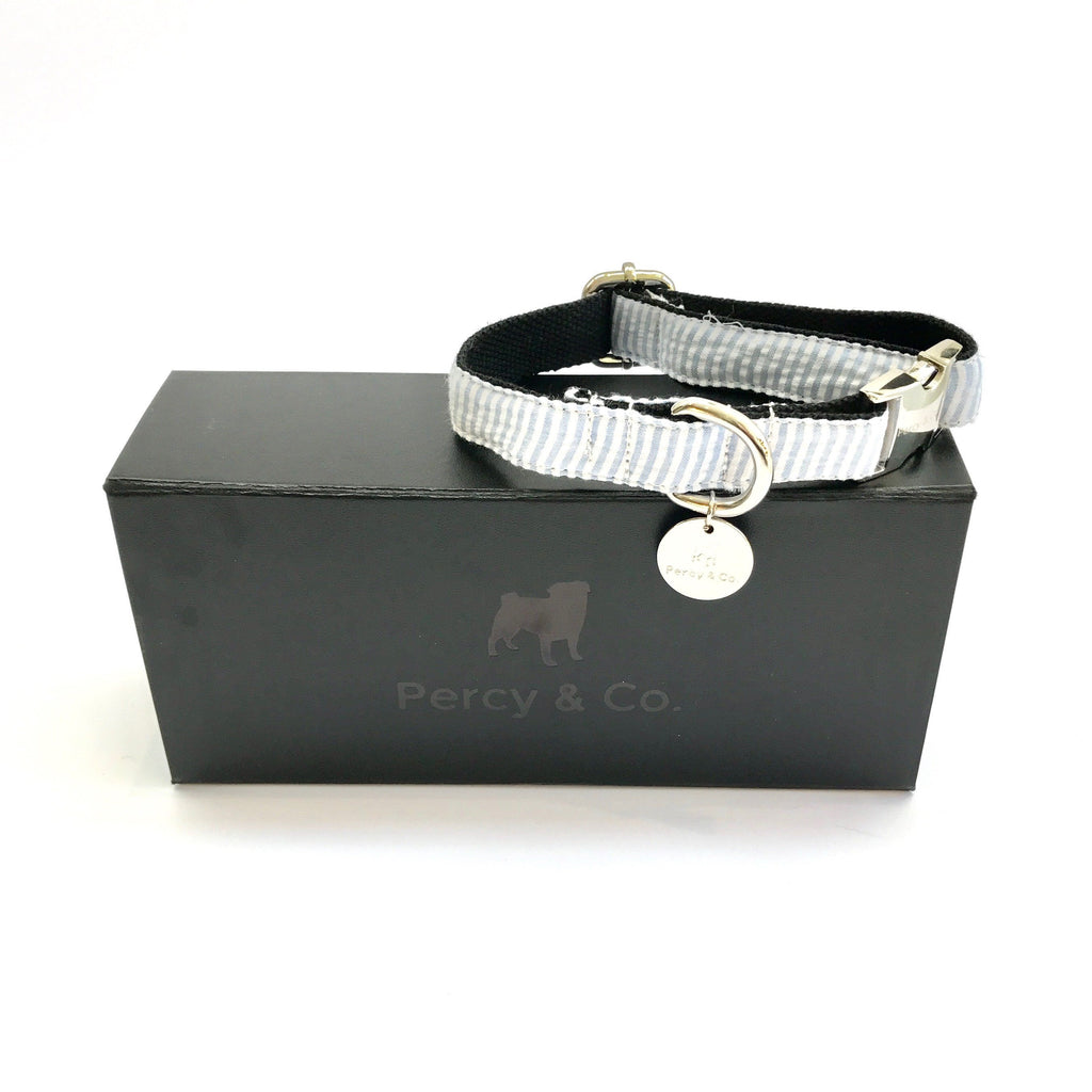 Percy & Co. Dog Collar in The Putney - PurrfectlyYappy