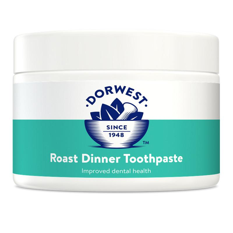 Dorwest Roast Dinner Veterinary Toothpaste for Dogs and Cats - PurrfectlyYappy