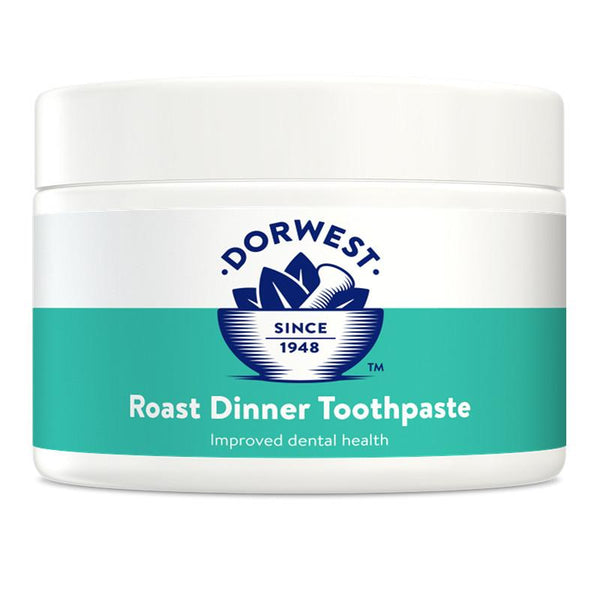 Dorwest Roast Dinner Veterinary Toothpaste for Dogs and Cats