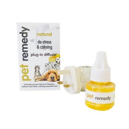 Pet Remedy Plug in Diffuser + 40ml Bottle - PurrfectlyYappy