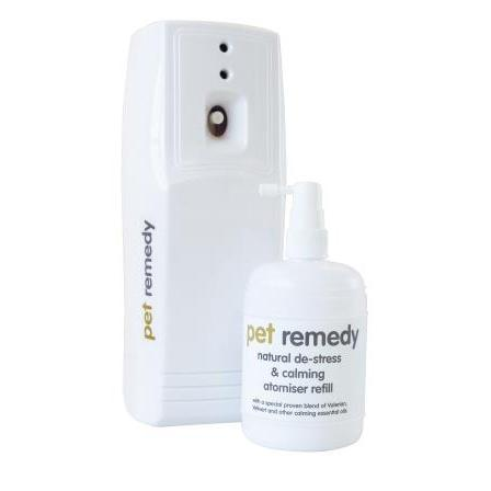 Pet Remedy Atomiser + 250ml Bottle - PurrfectlyYappy
