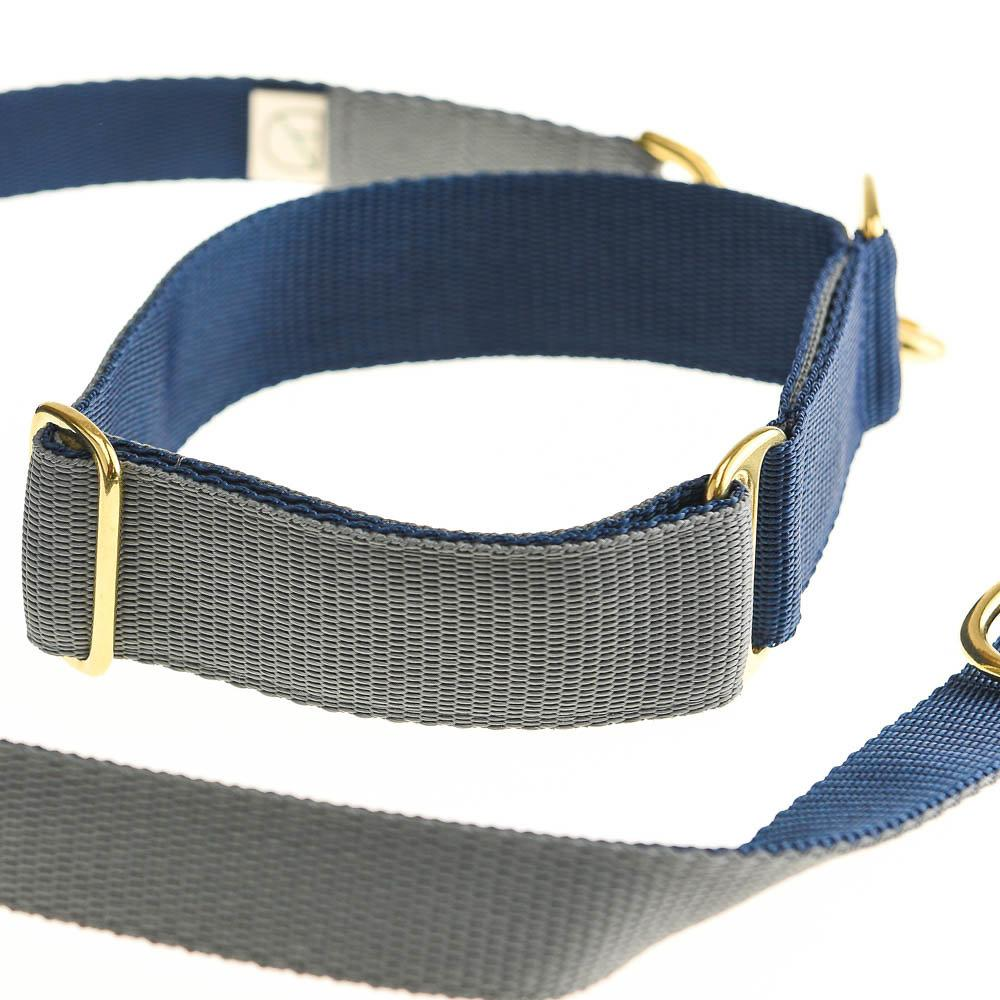 Doggie Apparel Sea Road Dog Collar - PurrfectlyYappy