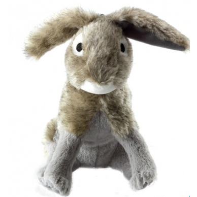Gor Pets Wild Rabbit Toy - PurrfectlyYappy