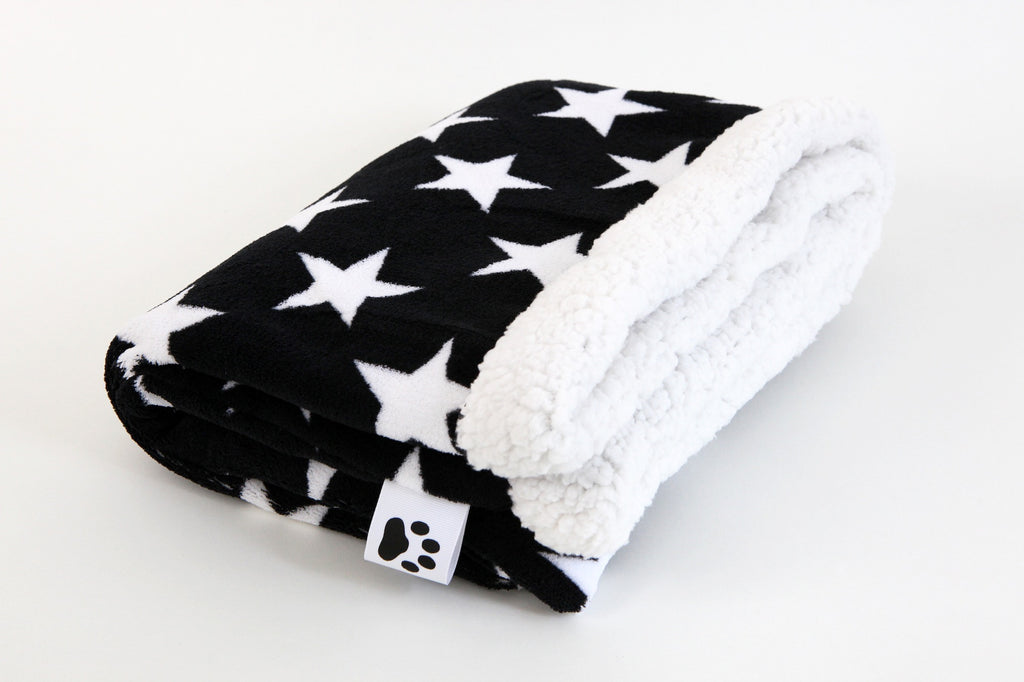 Slumbering Hound Dog Snuggle Sack in Black - PurrfectlyYappy