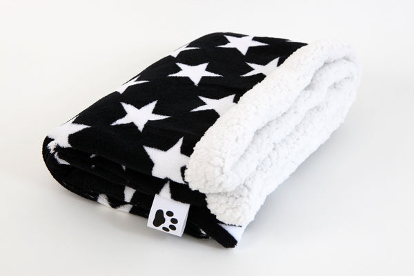 Slumbering Hound Dog Snuggle Sack in Black
