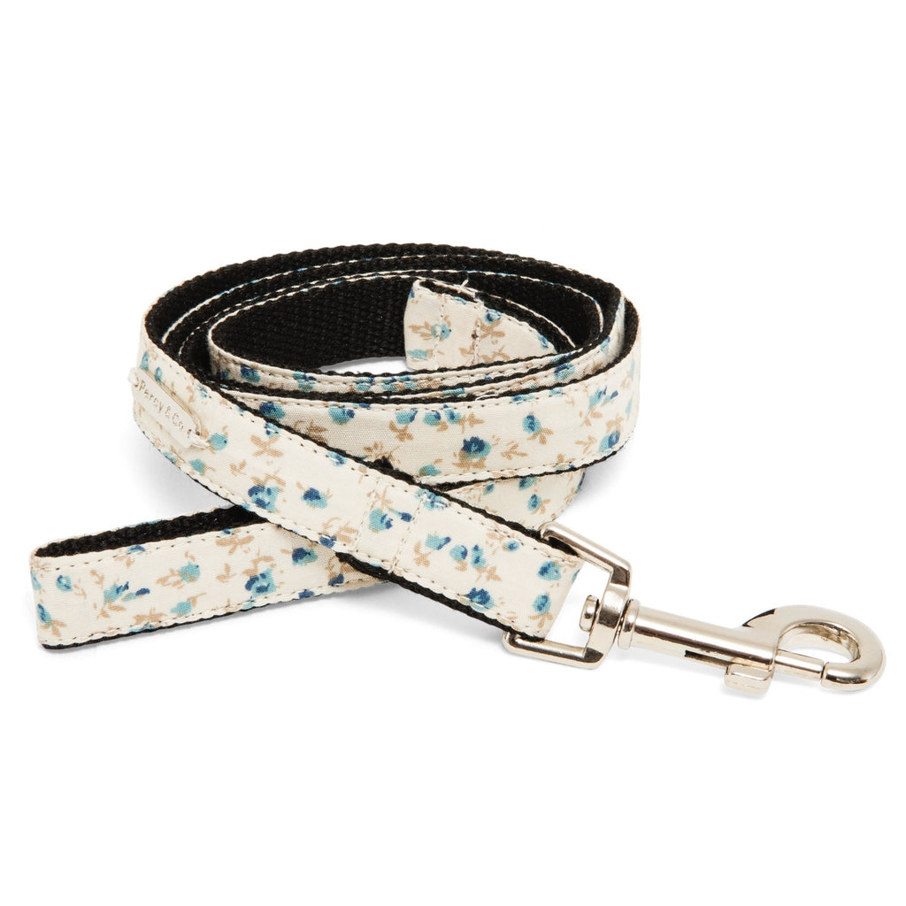 Percy & Co. Bow Tie Collar & Lead Set in The Stamford - PurrfectlyYappy