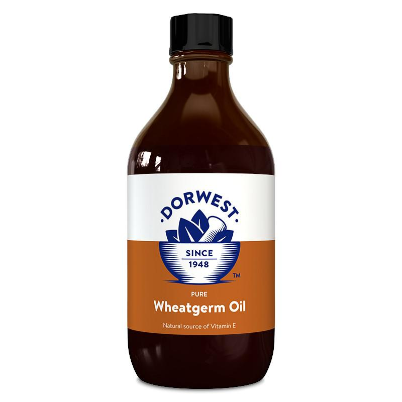 Dorwest Wheatgerm Oil Liquid for Dogs and Cats - PurrfectlyYappy