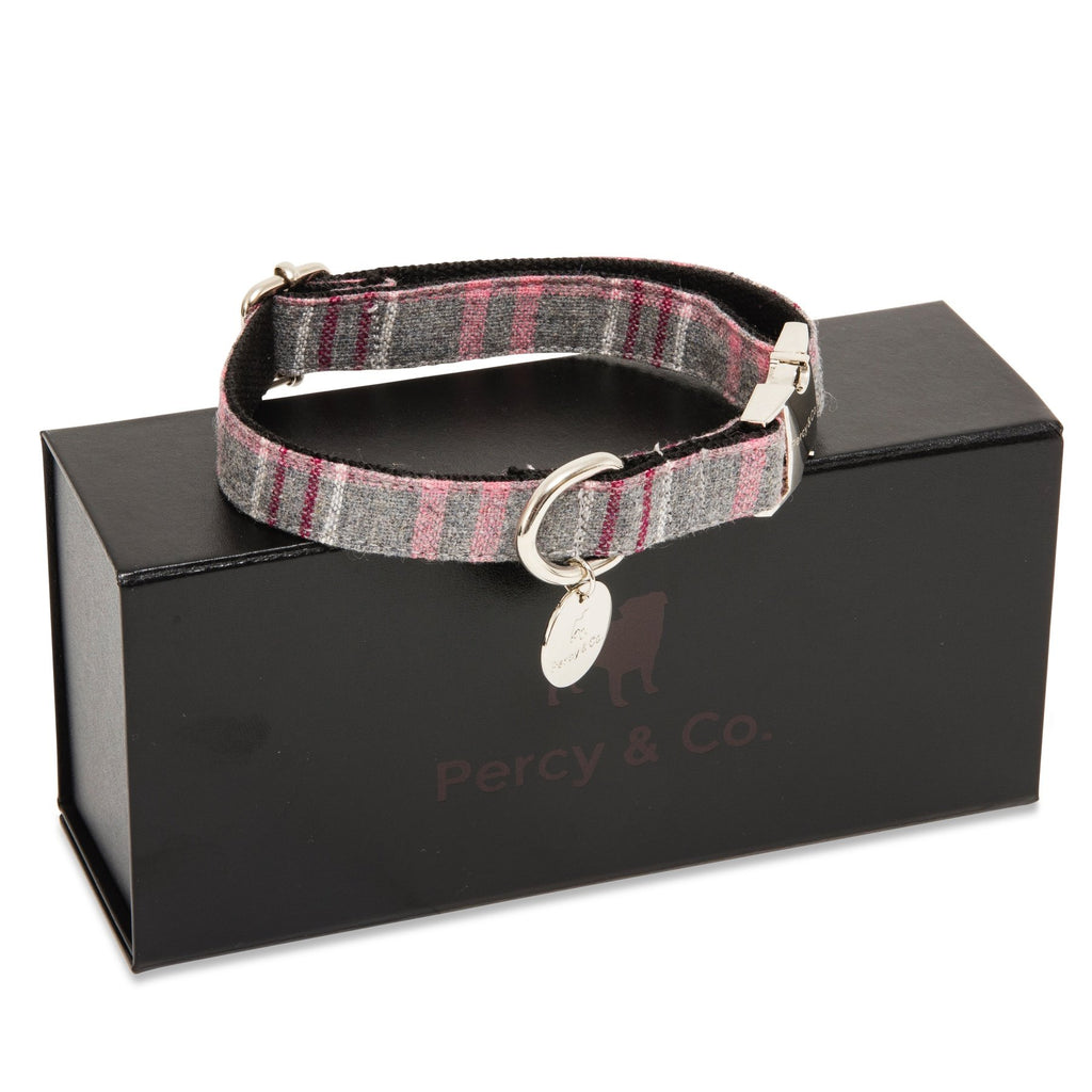 Percy & Co. Dog Collar in The Winchester - PurrfectlyYappy