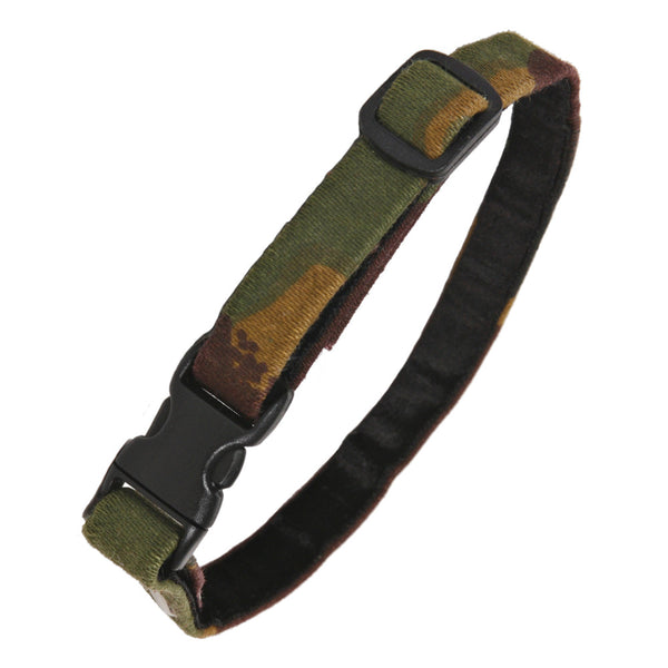 Creature Clothes Camo Cat Collar