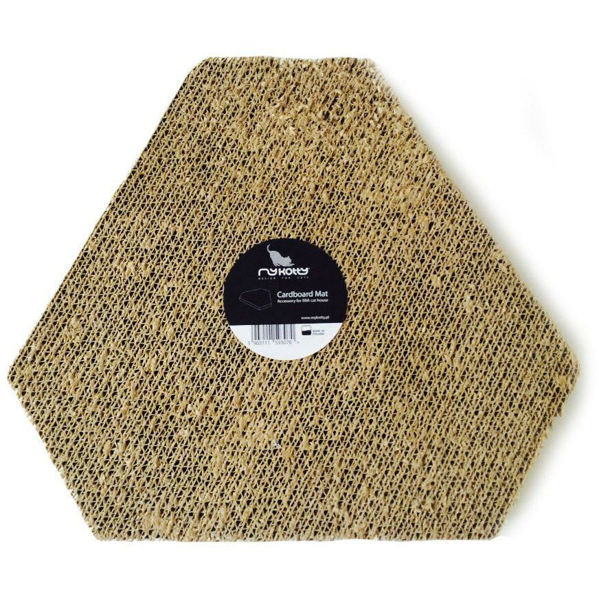 MyKotty Cardboard Mat - Accessory For The Mia Cat House