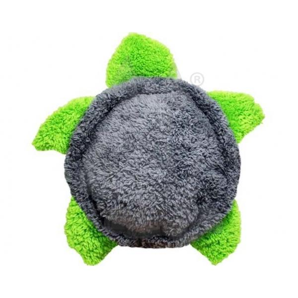 Cycle Dog Fuzzies! Turtle Grey/Green
