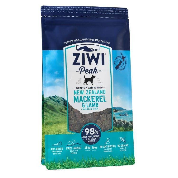 Ziwi Peak Air Dried Cuisine Mackerel & Lamb
