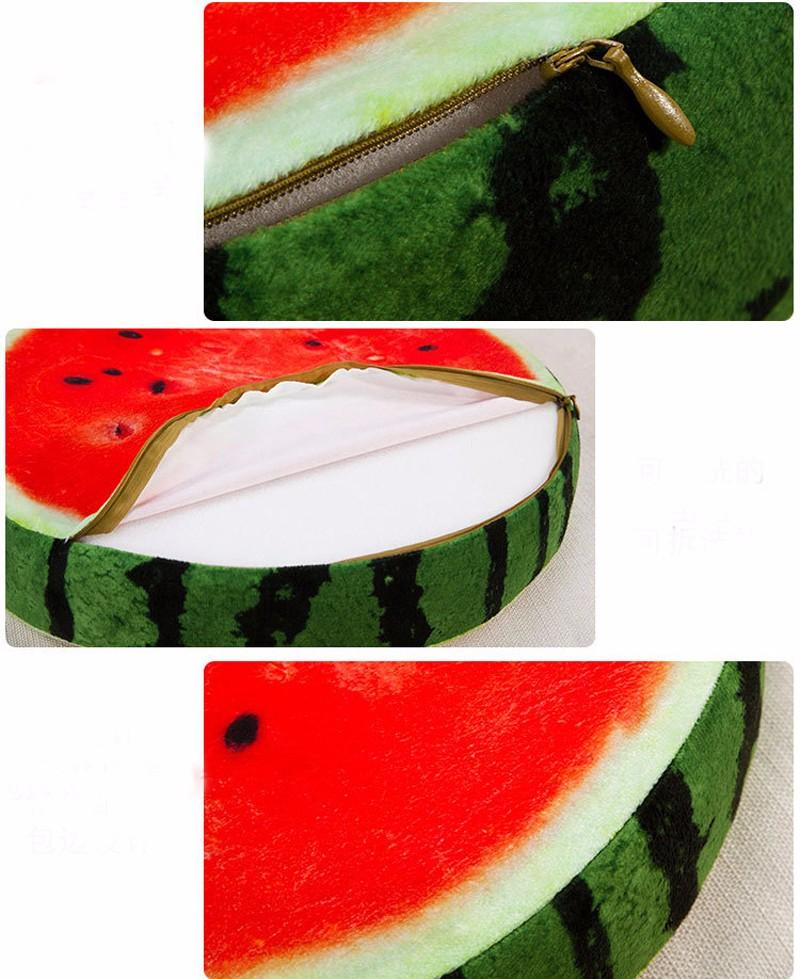 PurrfectlyYappy Fruit Slice Pet Pillow Beds - PurrfectlyYappy