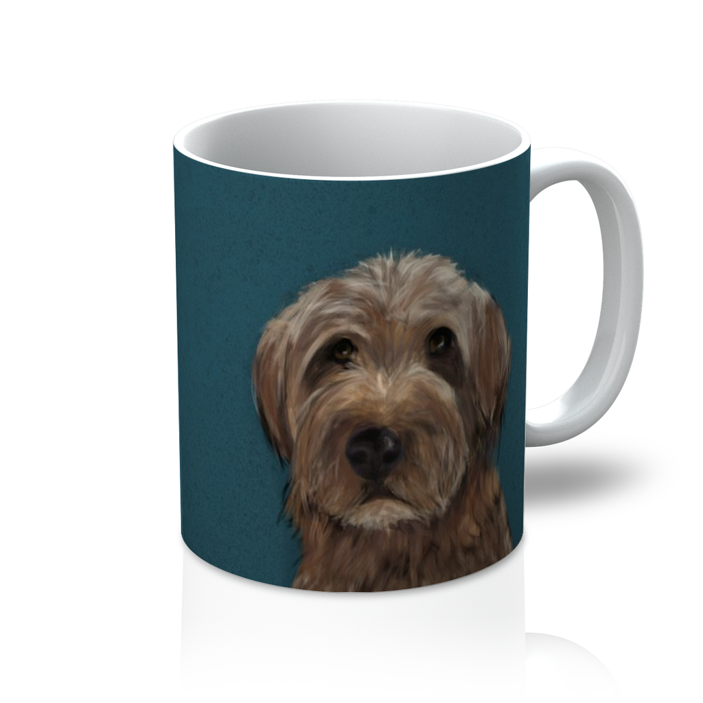 PY Moses The Pet Star Mug - PurrfectlyYappy