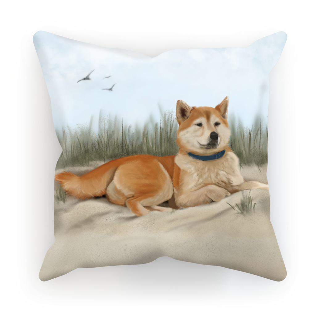 PY Rocco the Pet Star Cushion - PurrfectlyYappy