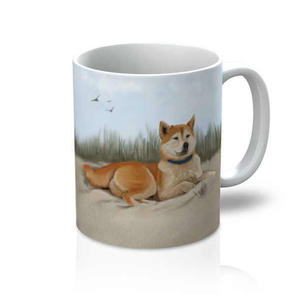 PY Rocco the Pet Star Mug - PurrfectlyYappy