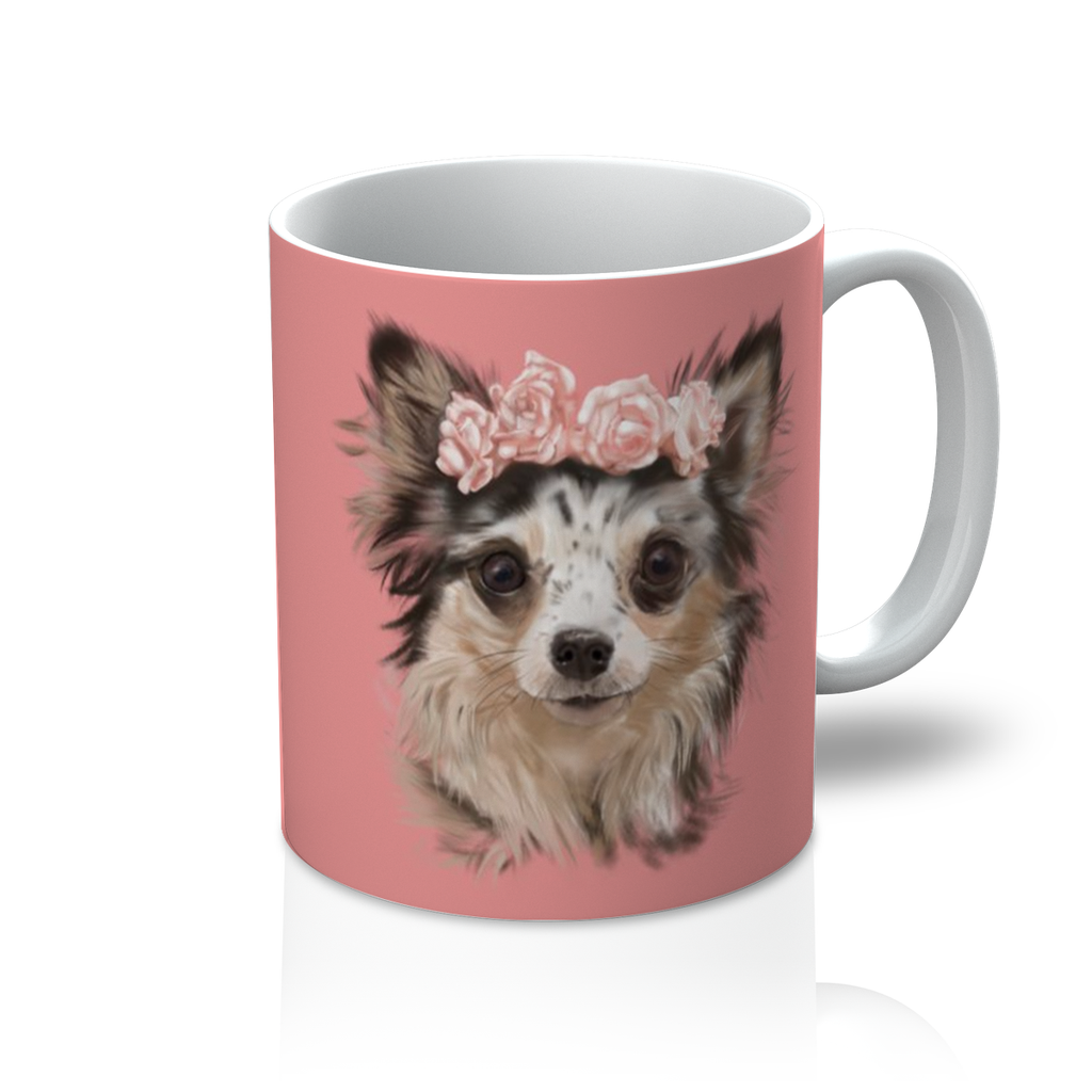 Heidi the Chihuahua Mug - PurrfectlyYappy