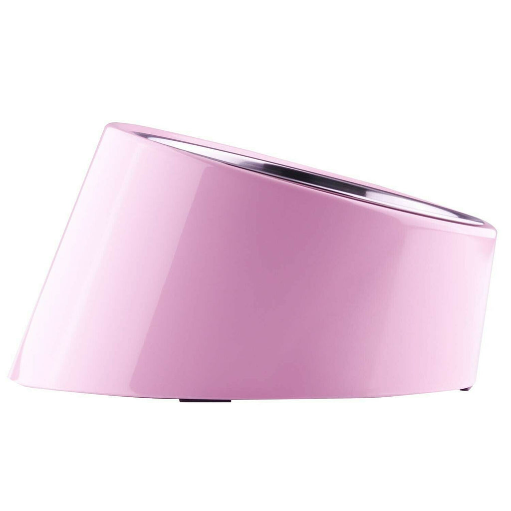 Super Design 15 Degree Tilted Bowl Pink