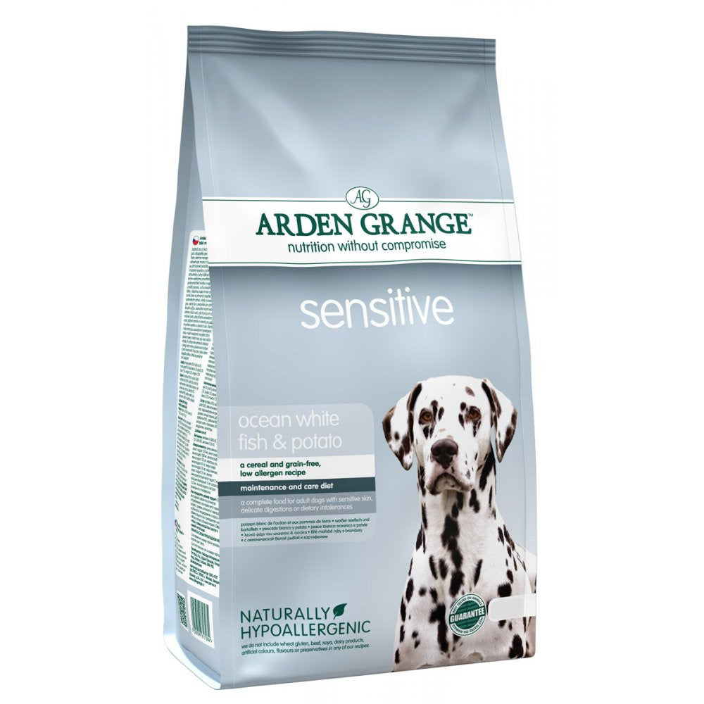 Arden Grange Adult Sensitive - PurrfectlyYappy