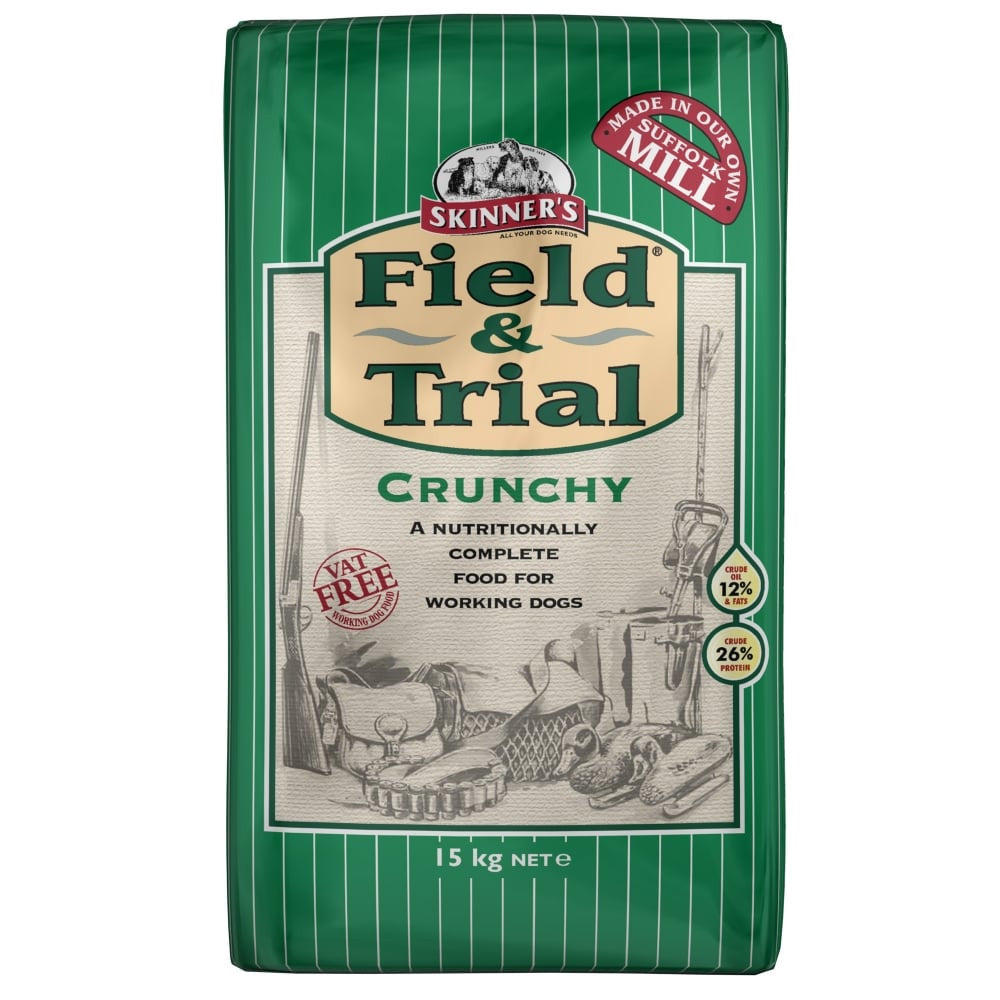 Skinners Field & Trial Crunchy - PurrfectlyYappy