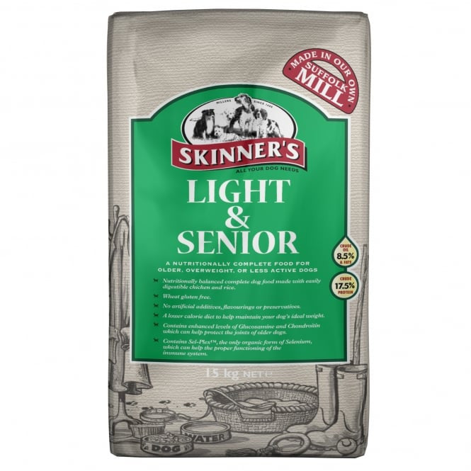 Skinners Light & Senior - PurrfectlyYappy
