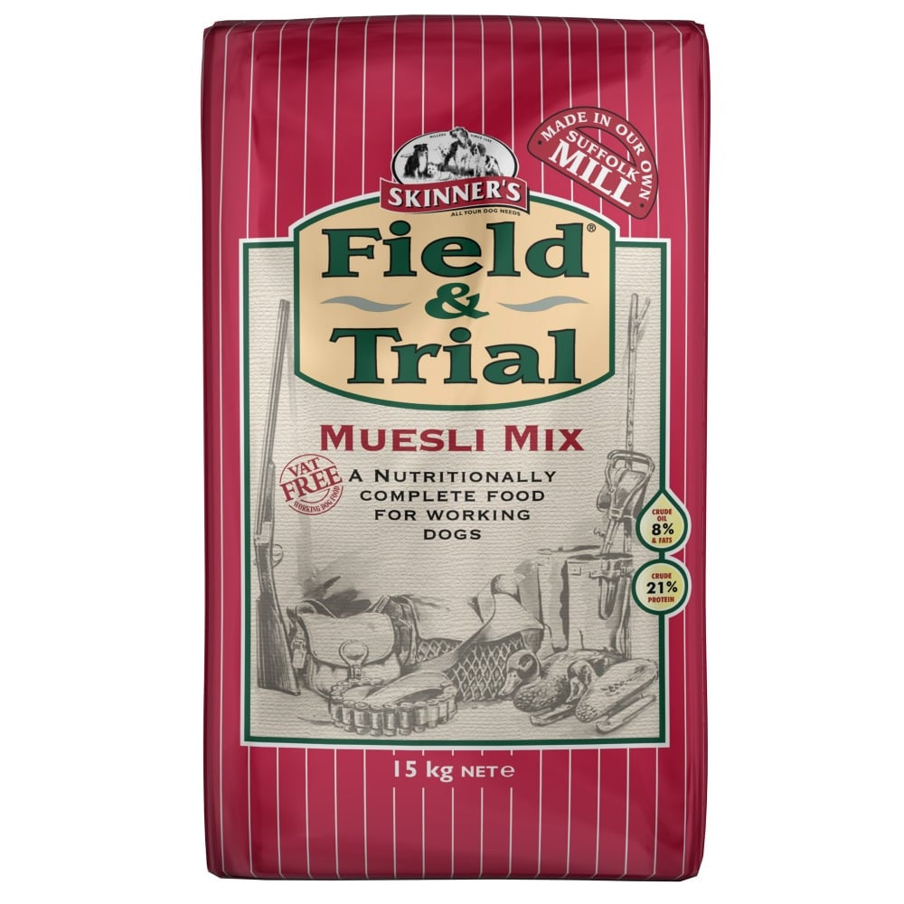 Skinners Field & Trial Muesli - PurrfectlyYappy