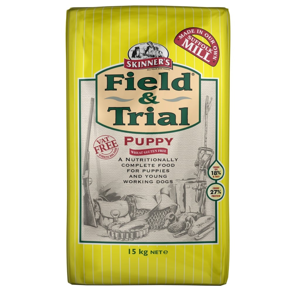 Skinners Field & Trial Puppy - PurrfectlyYappy