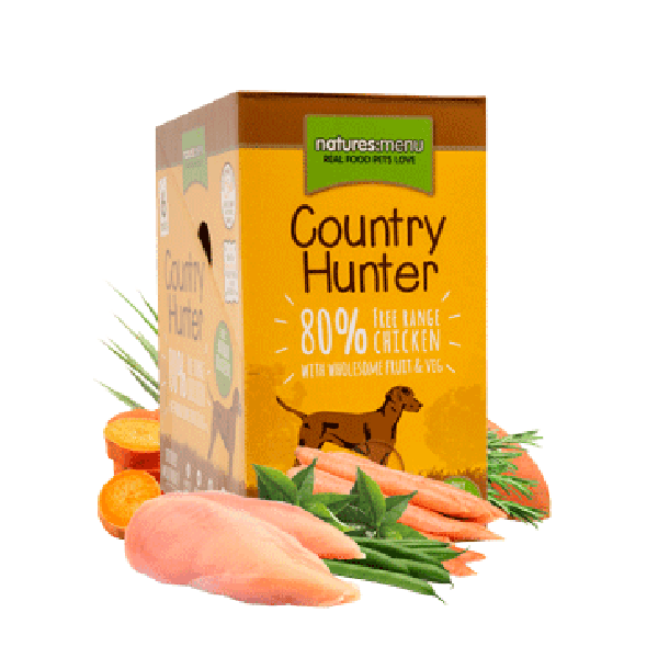 Natures Menu Country Hunter with Chicken, Fruit & Veg