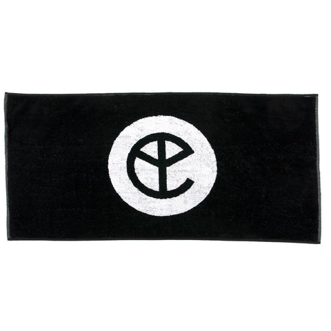 YELLOW CLAW BEACH TOWEL
