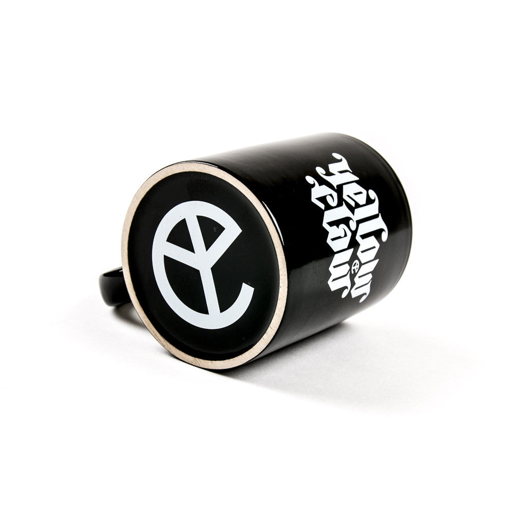 YELLOW CLAW MUG