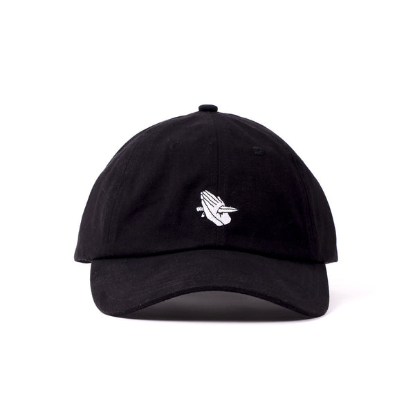 BFM BLACK POLO CAP