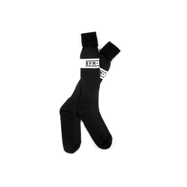 BFM UNITED BLACK SOCKS