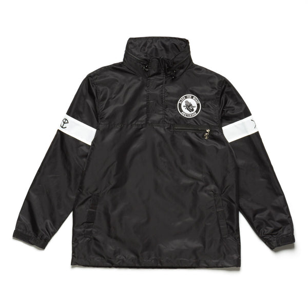 BFM BLACK WINDBREAKER