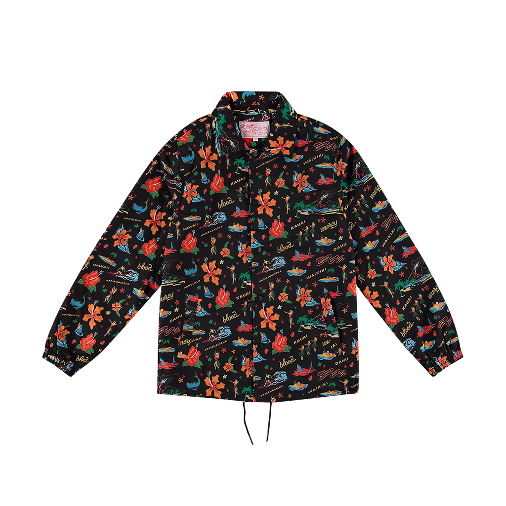 BFM HAWAII COACH JACKET