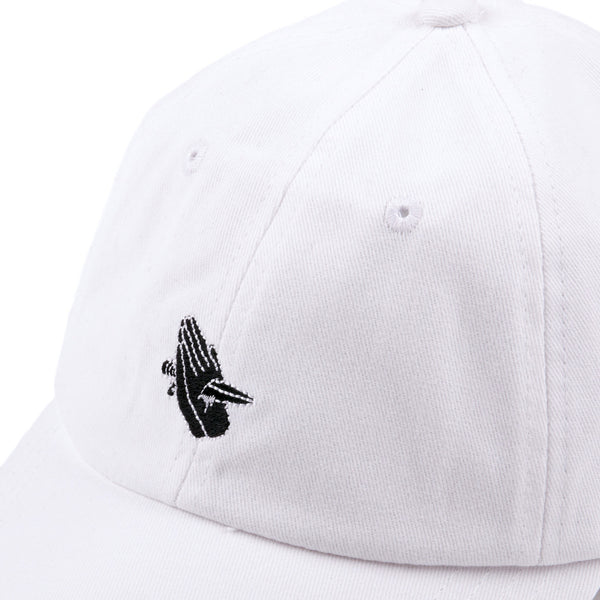 BFM WHITE POLO CAP