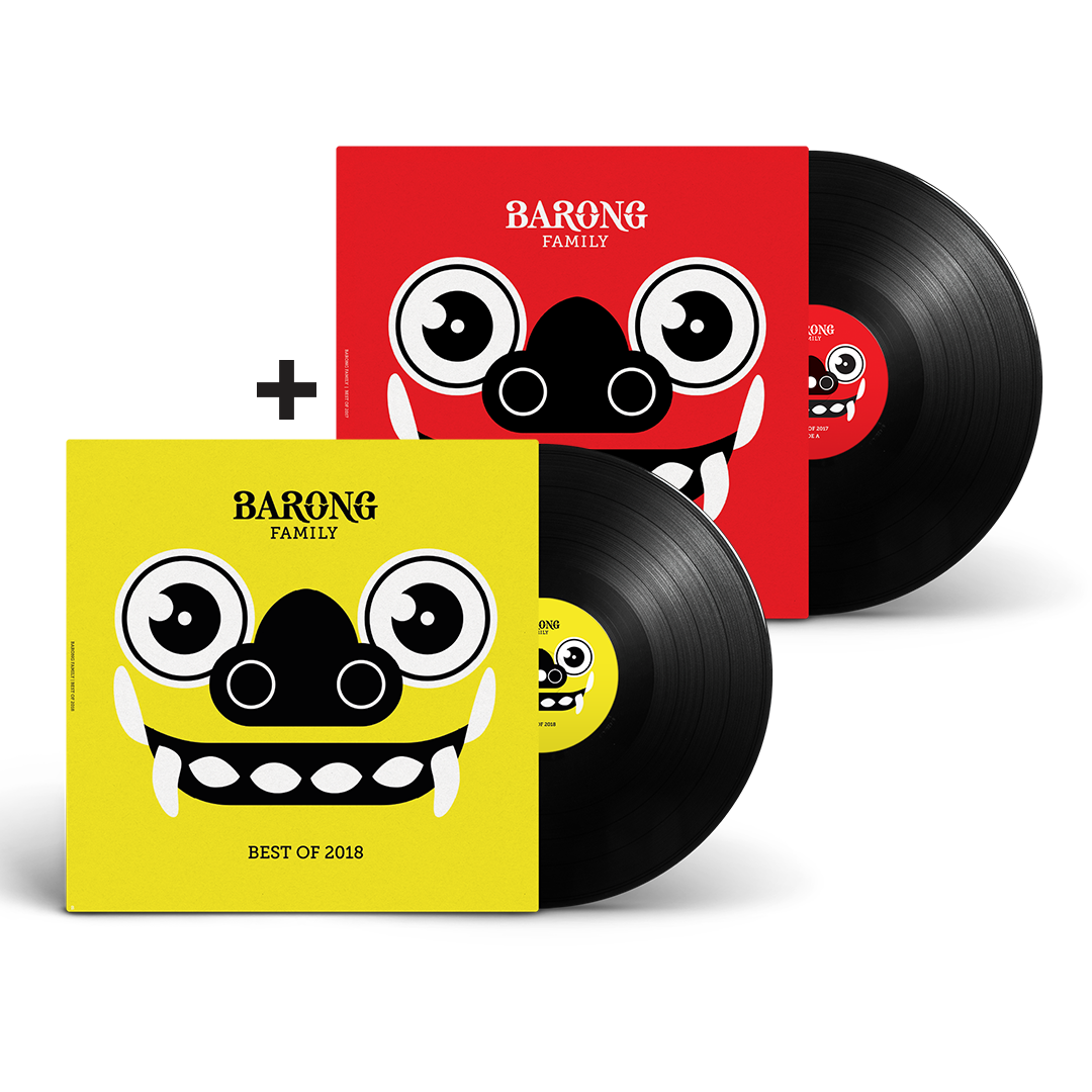BARONG FAMILY VINYL PACKAGE DEAL