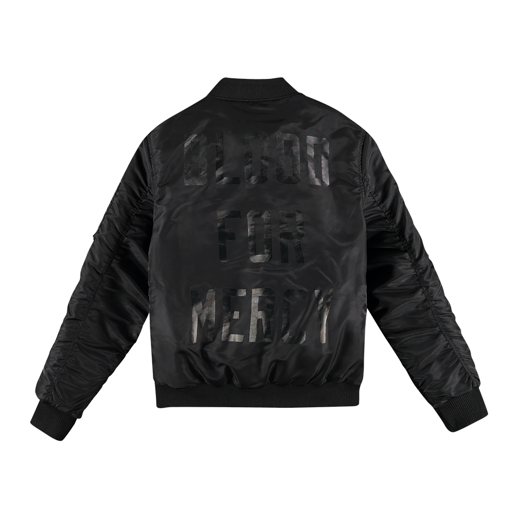 BFM BLACK FRIDAY BOMBER JACKET