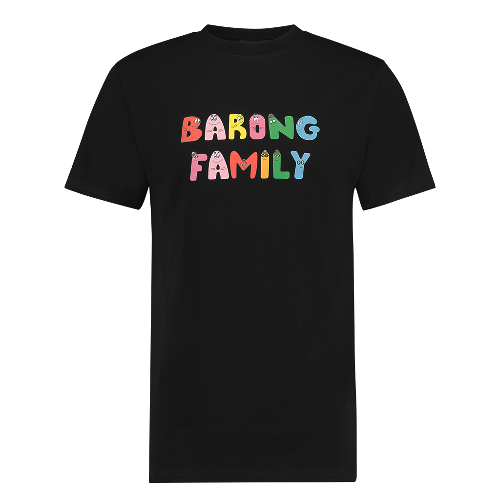 !SALE! BARONG FAMILY BARBAPAPA TEE