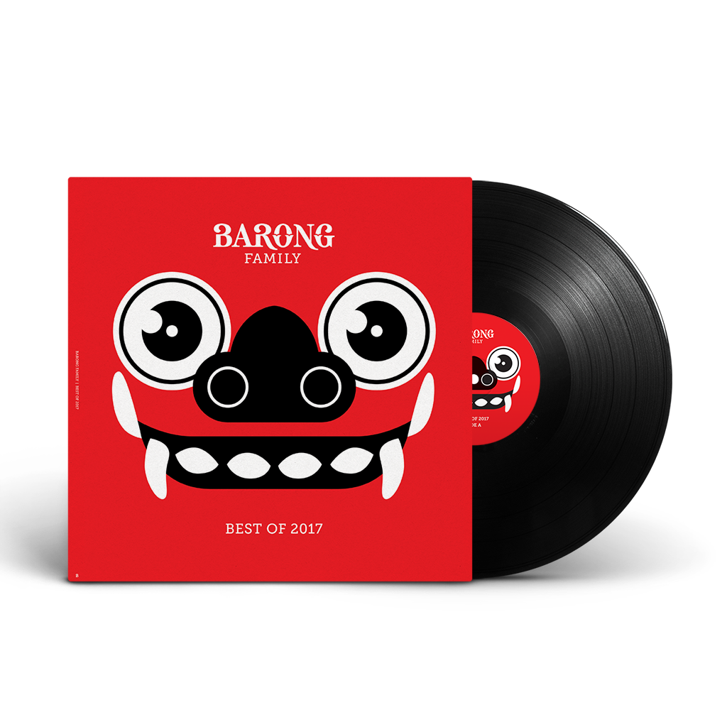 !SALE! BARONG FAMILY BEST OF 2017 VINYL