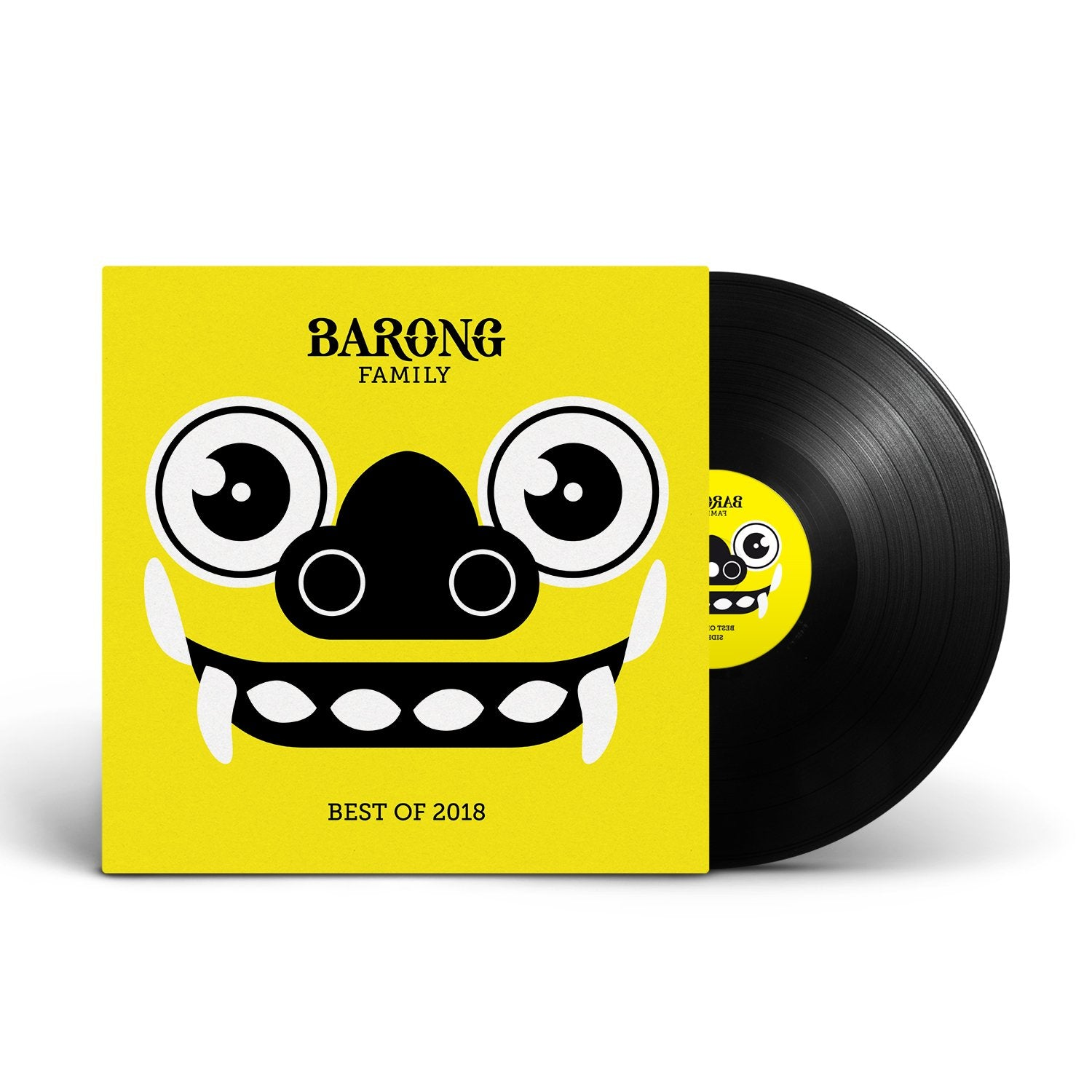 !SALE! BARONG FAMILY BEST OF 2018 (VINYL)