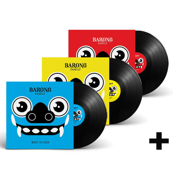 !SALE! BARONG FAMILY BEST OF VINYL DEAL