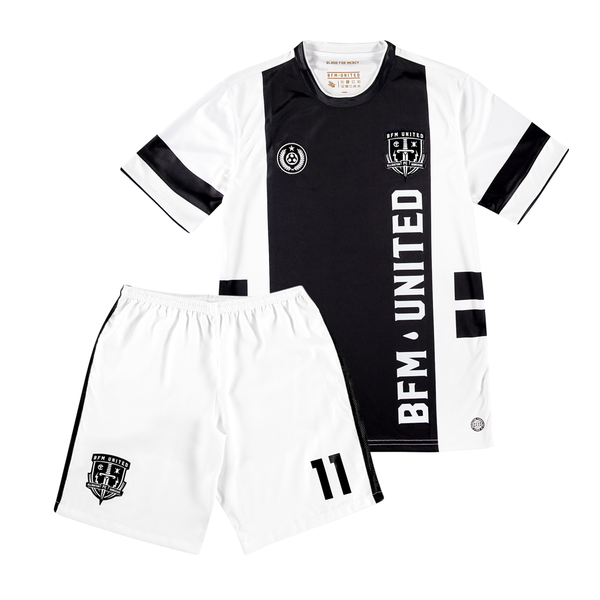 BFM UNITED HOME WHITE UNIFORM