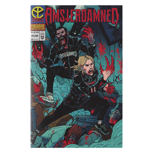 AMSTERDAMNED COMIC BOOK (LIMITED EDITION)